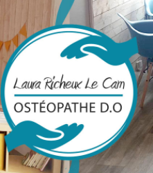 Richeux Le Cam Laura - Ostéopathe Férel