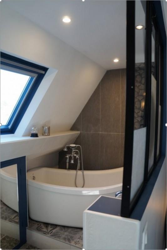 Salle de bain L'Ecrin de l'Océan Le Pouliguen