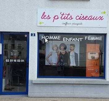 Salon de coiffure Les P'tits Ciseaux - Saint-Molf