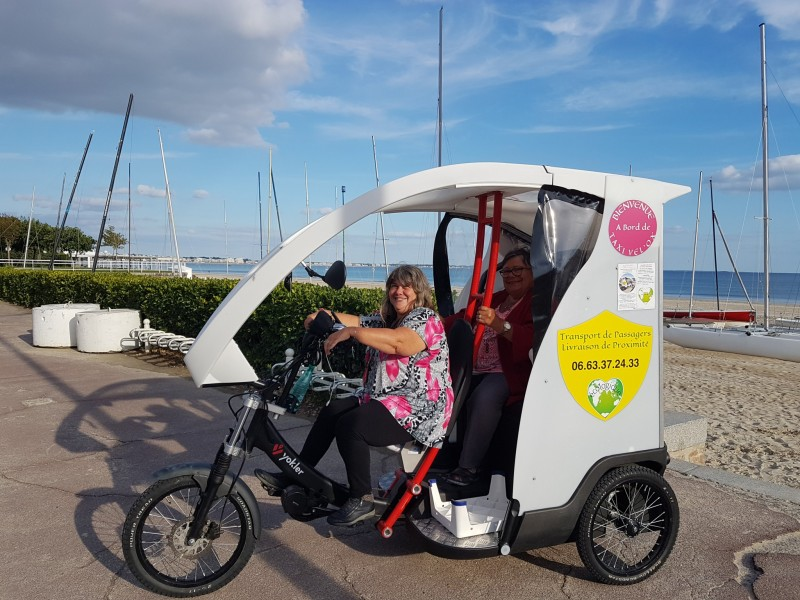 Taxi vél'ox
