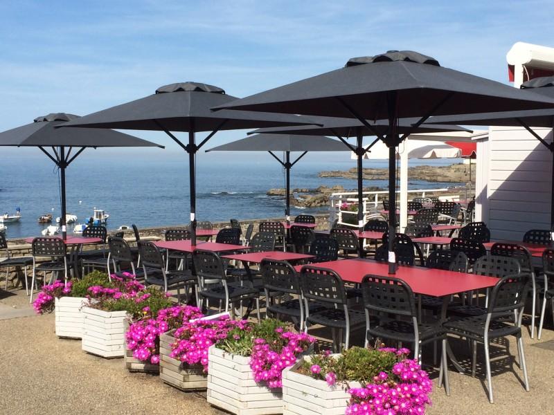 Terrace - Café de la Plage