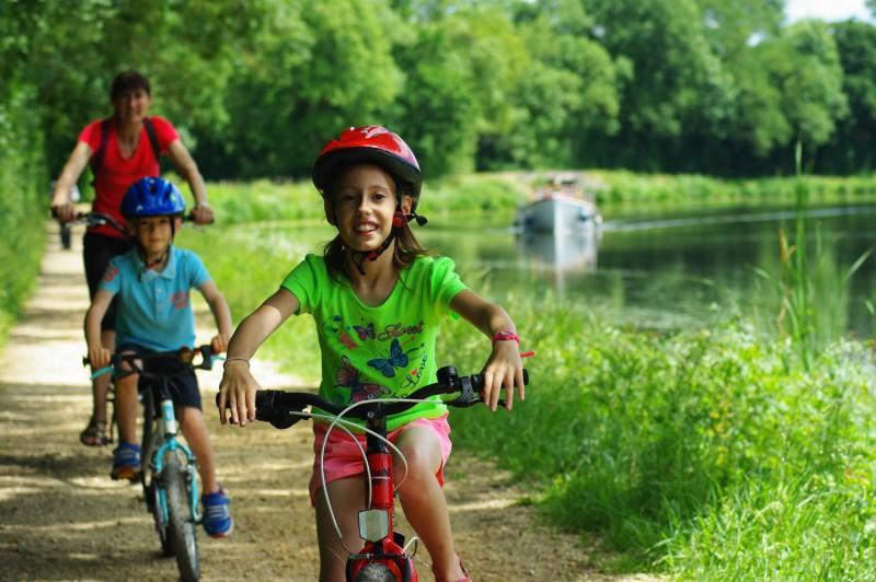 Vélodyssée à Vélo à Guenrouët