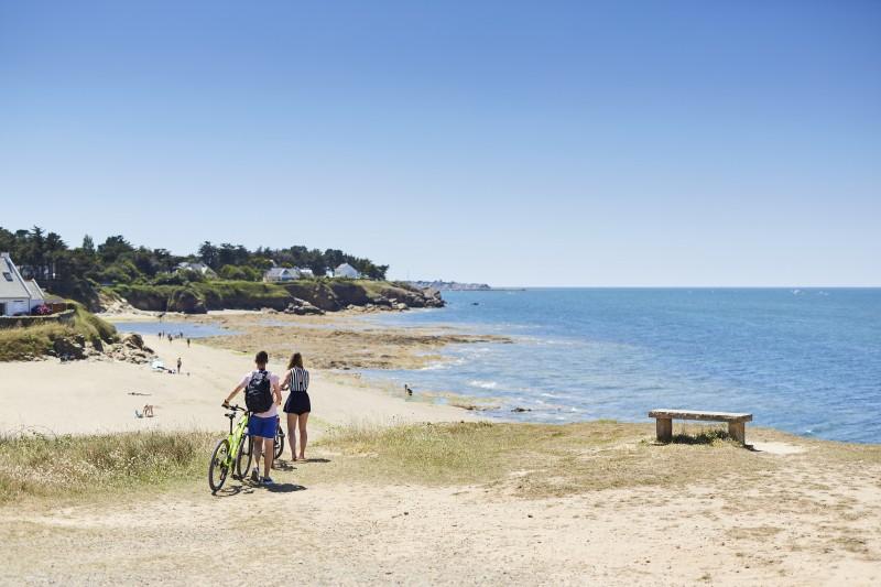 Vélo à Piriac-sur-Mer