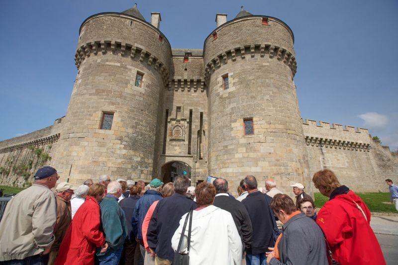 Guérande Ville d'art et d'histoire, visites guidées de l'office de tourisme