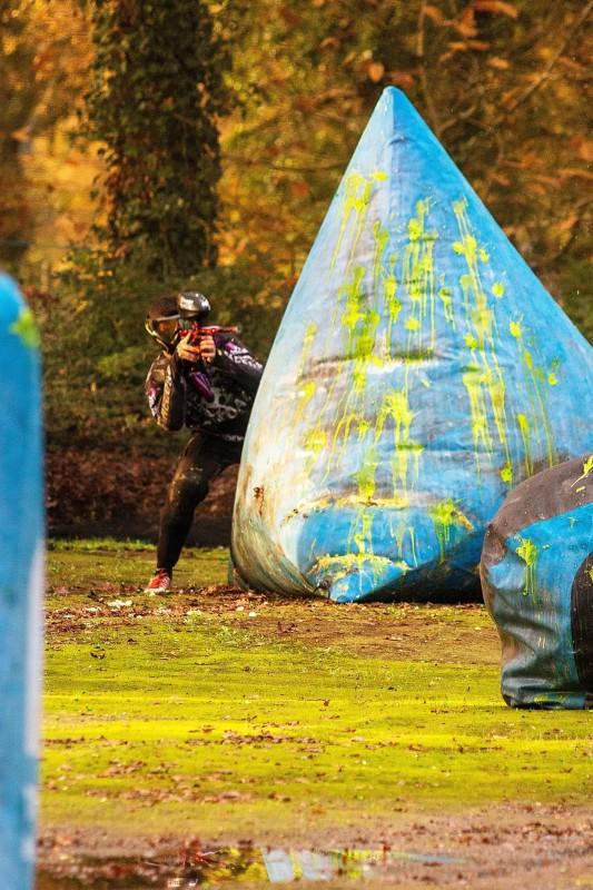 XSL Paintball - paintball sportif - Saint-Molf