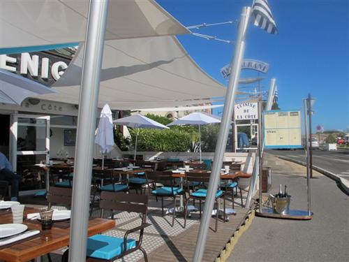 Le l nigo restaurant gastronomique le croisic for Restaurant au croisic