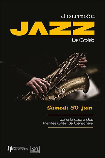 Journée Jazz à LE CROISIC : JAZZJOURN