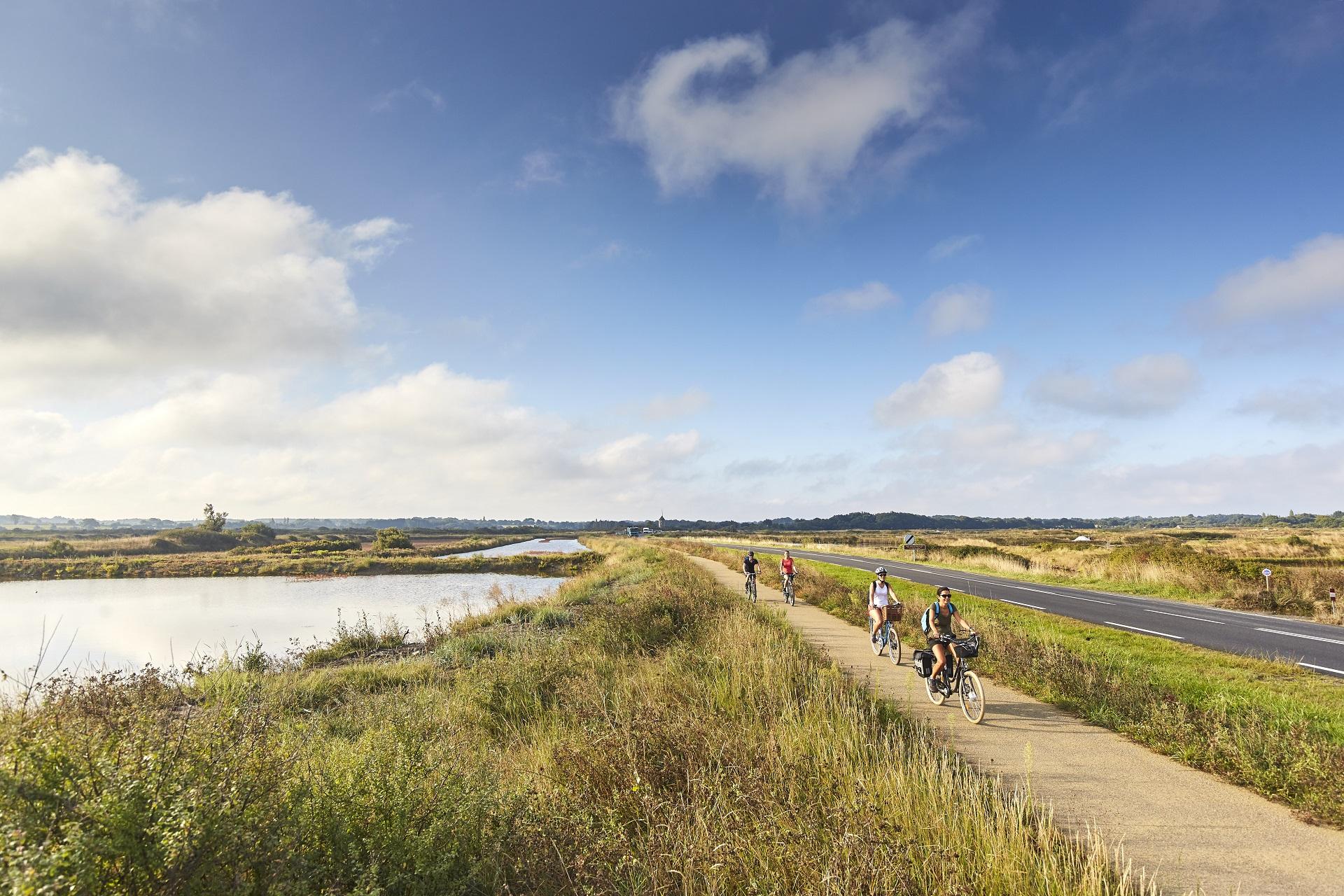 Blog - Vélo ou rando en Presqu'île de Guérande ? - © OTILBPG_A.Lamoureux
