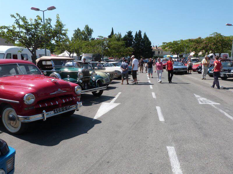 Exposition et bourse d'échange de véhicules anciens à LA CHAPELLE DES MARAIS : EXPOETBOURSEVEHICUANCIENCDM