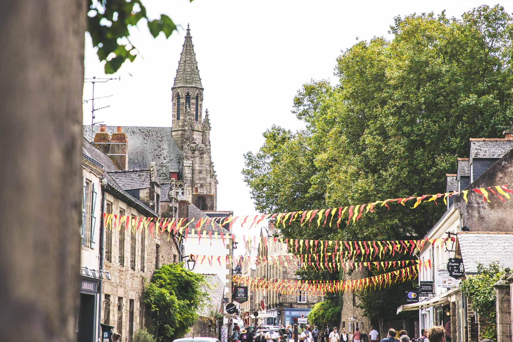 The medieval city of Guérande - © Loïc Casadei - Casa del Travel
