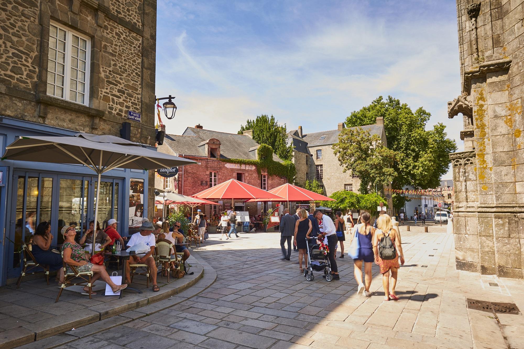 Cité médiévale de Guérande - Flâner intra-muros - Alexandre Lamoureux  - © Alexandre Lamoureux
