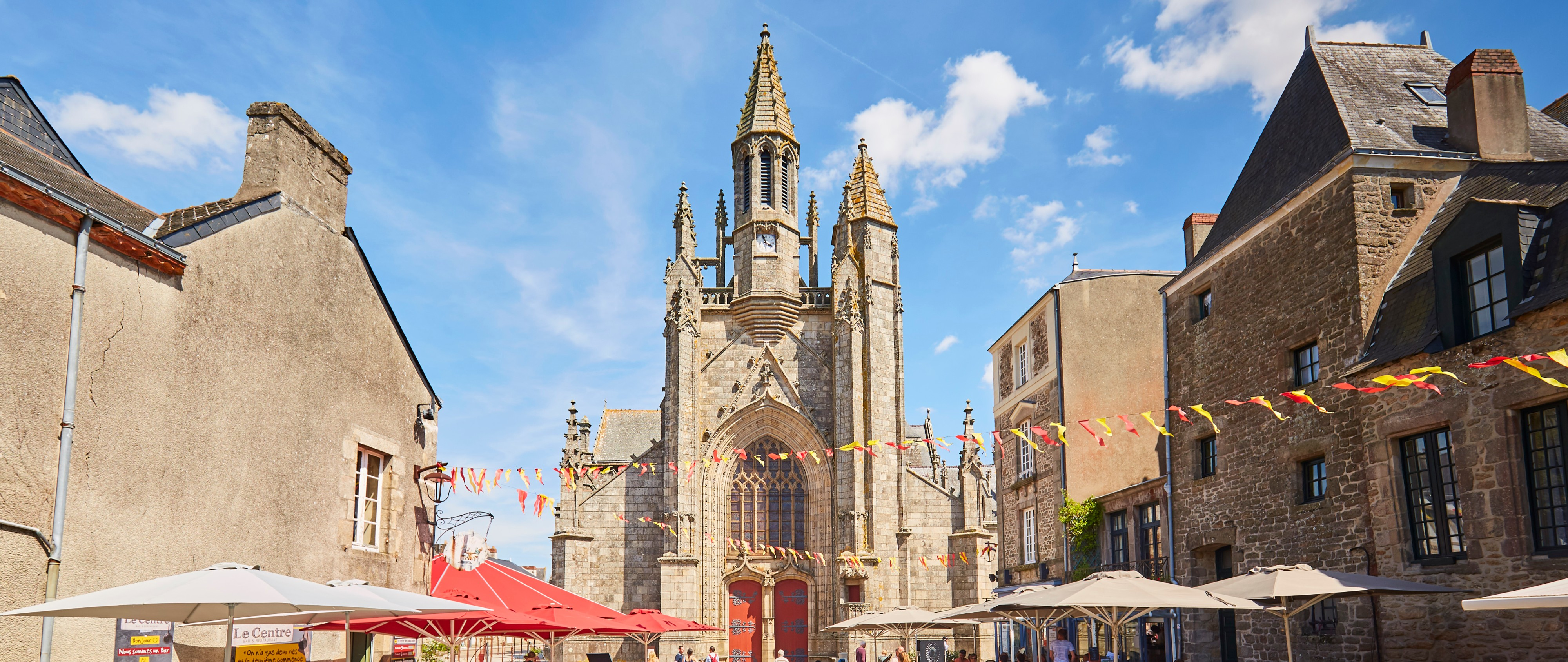 Collégiale Saint-Aubin de Guérande - Alexandre Lamoureux  - © Alexandre Lamoureux