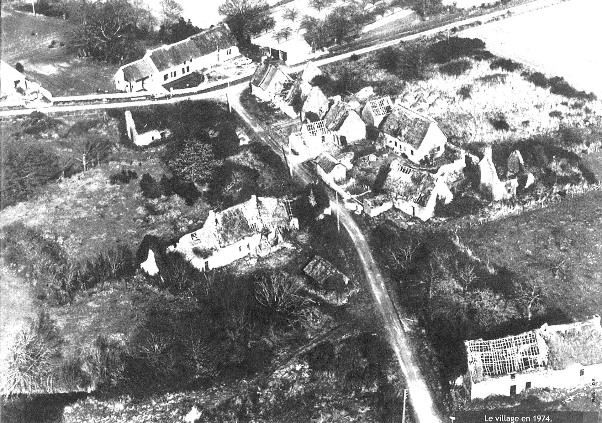 Kerhinet en 1974 - © Parc naturel régional de Brière