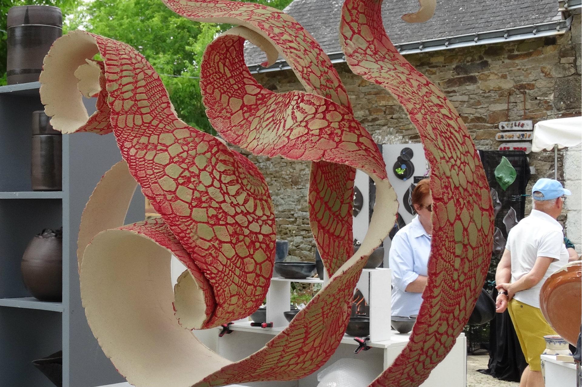 Marché des potiers d'Herbignac - © Cap Atlantique