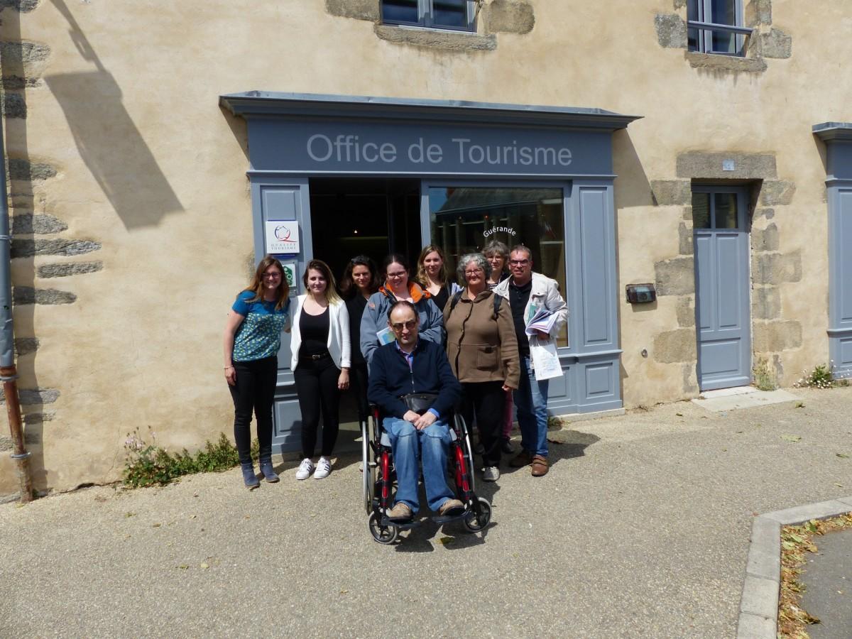 Accessibilité pour tous-Office de tourisme La Baule Presqu'île de Guérande
