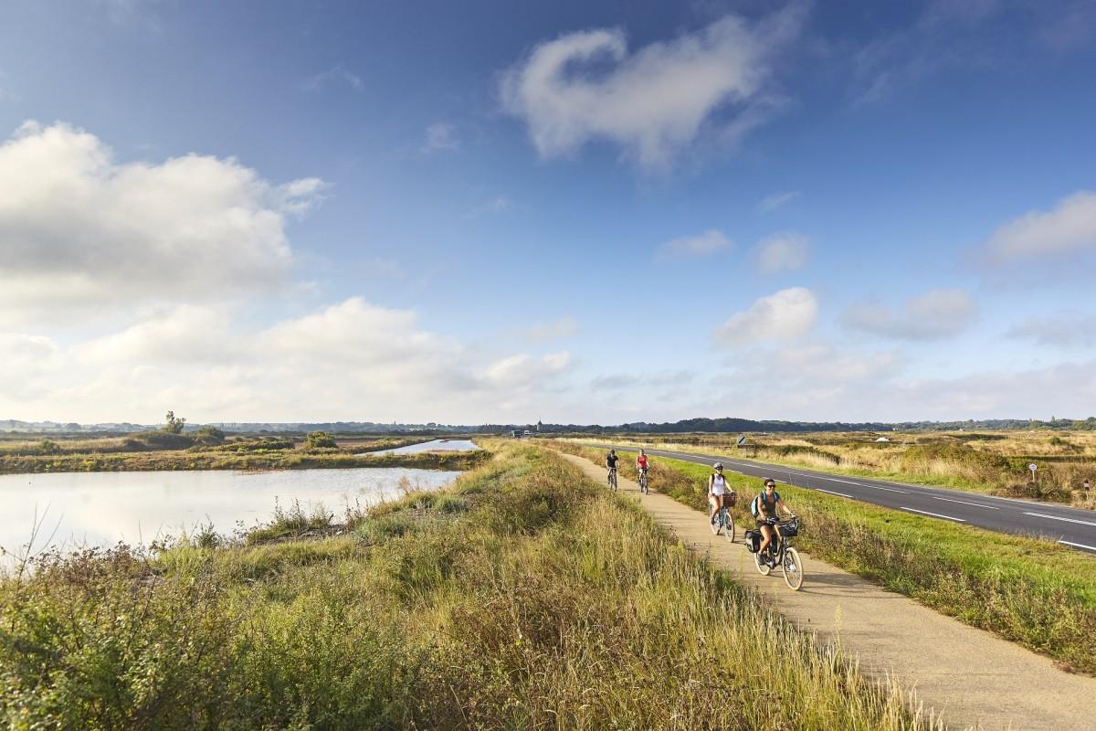 Blog - Vélo ou rando en Presqu'île de Guérande ?