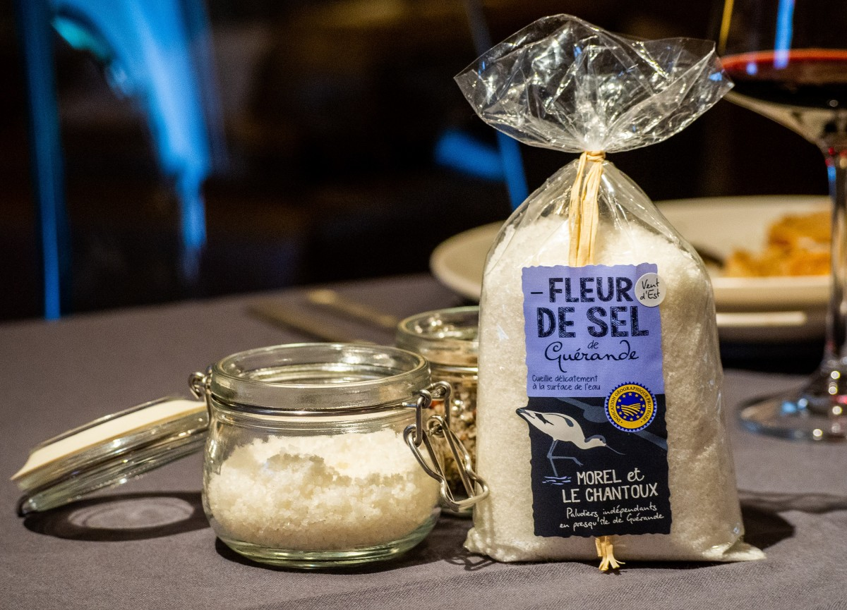 Boutique en ligne - Fleur de Sel 250g - L'Atelier du Sel - Office de Tourisme La Baule Presqu'île de Guérande