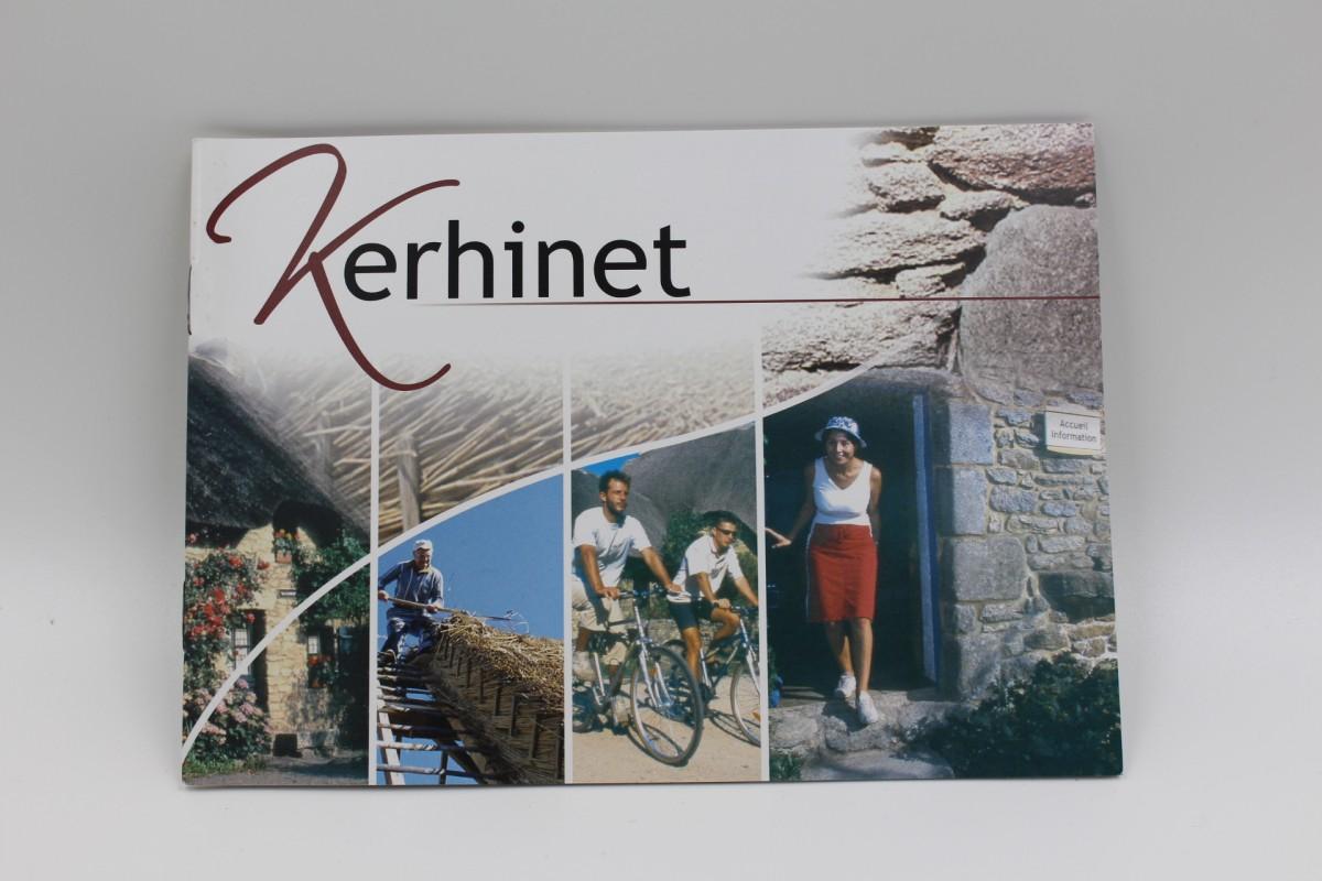 Boutique en ligne - Livre Kerhinet - Office de tourisme La Baule Presqu'île de guérande