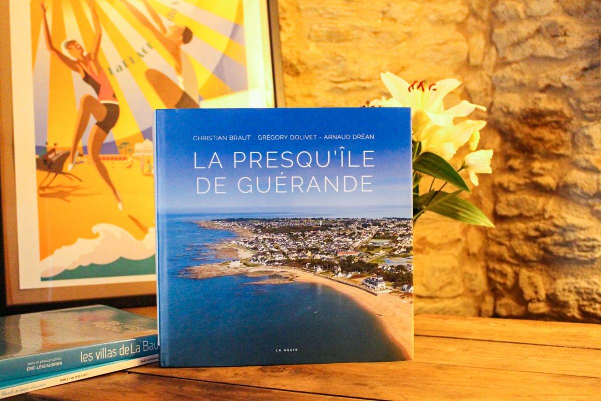 Boutique en ligne - Livre photo La Presqu'île de Guérande - Office de tourisme La Baule presqu'île de Guérande