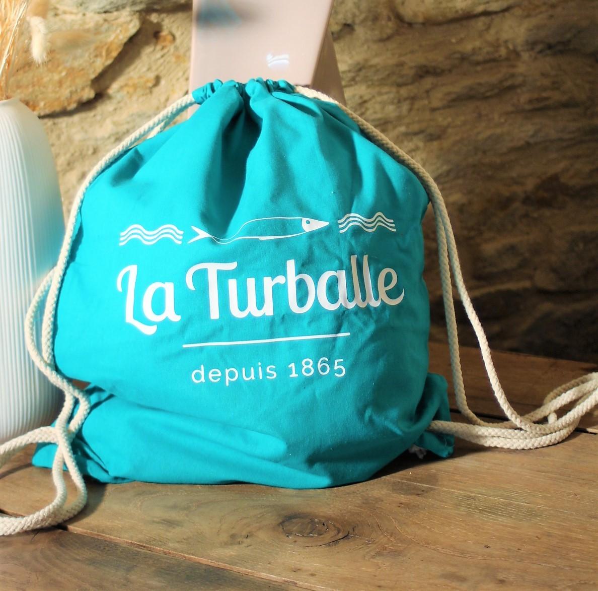 Boutique en ligne - Sac à dos La Turballe - Office de Tourisme La Baule Presqu'île de Guérande