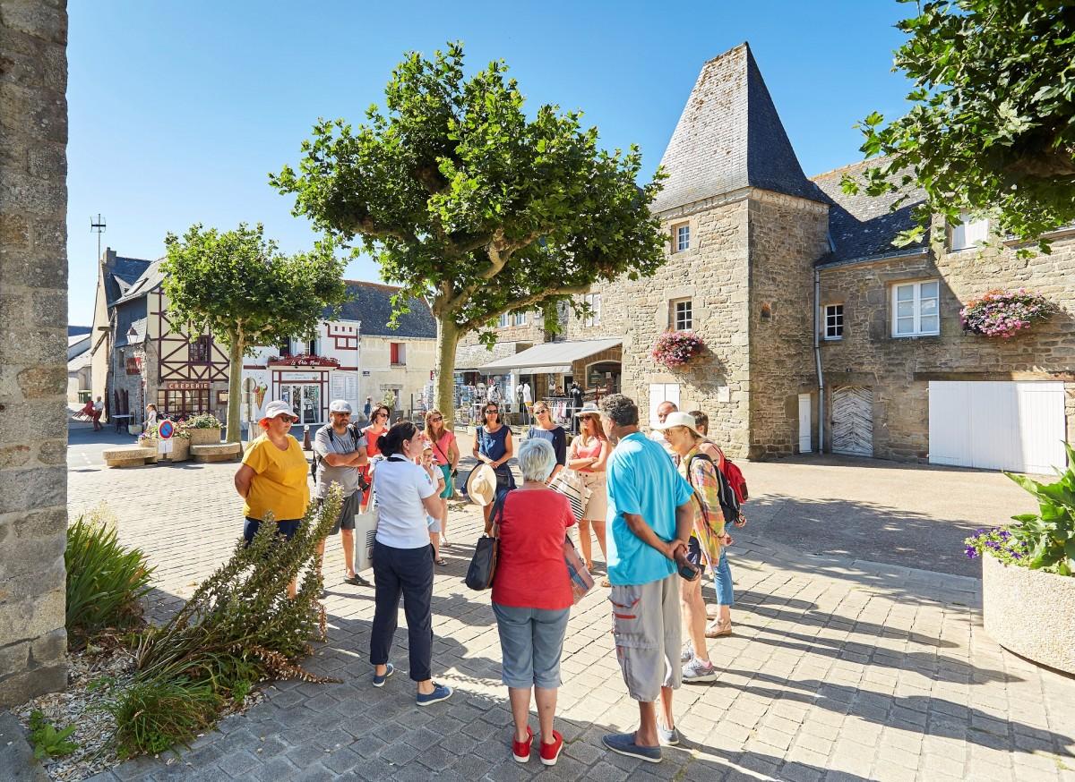 Visite guidée dans les rues de Piriac-sur-Mer