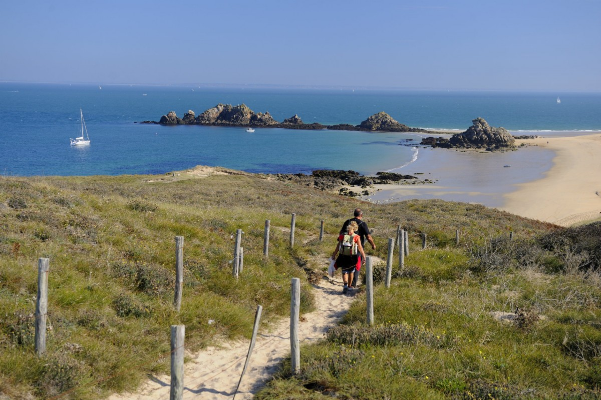 Ile de Houat - CRT Bretagne/Ronan Gladu