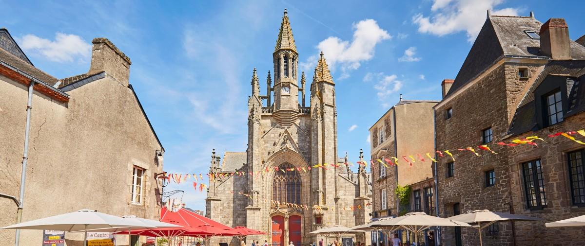 Collégiale Saint-Aubin de Guérande - Alexandre Lamoureux