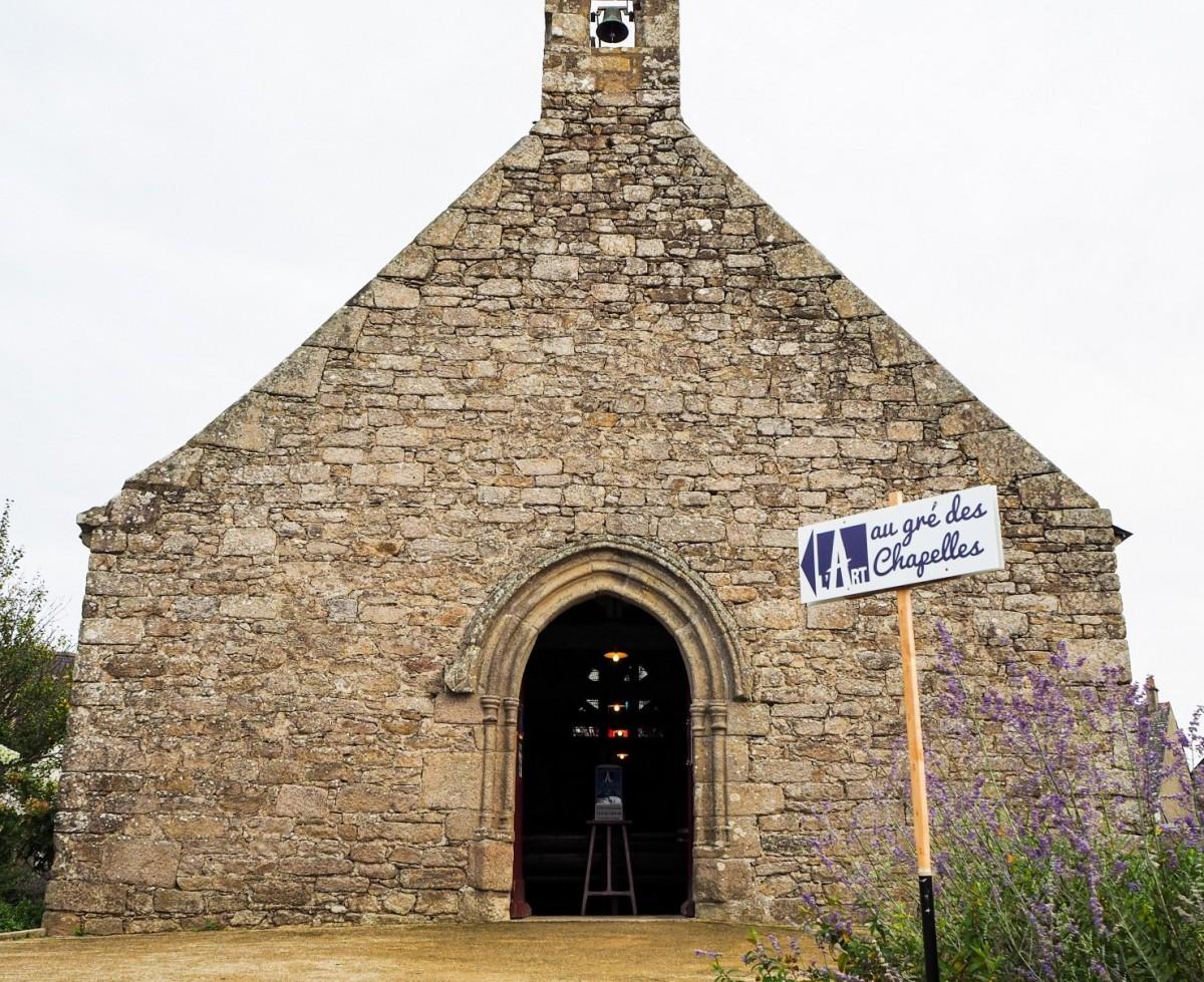 'L' Art au gré des chapelles'