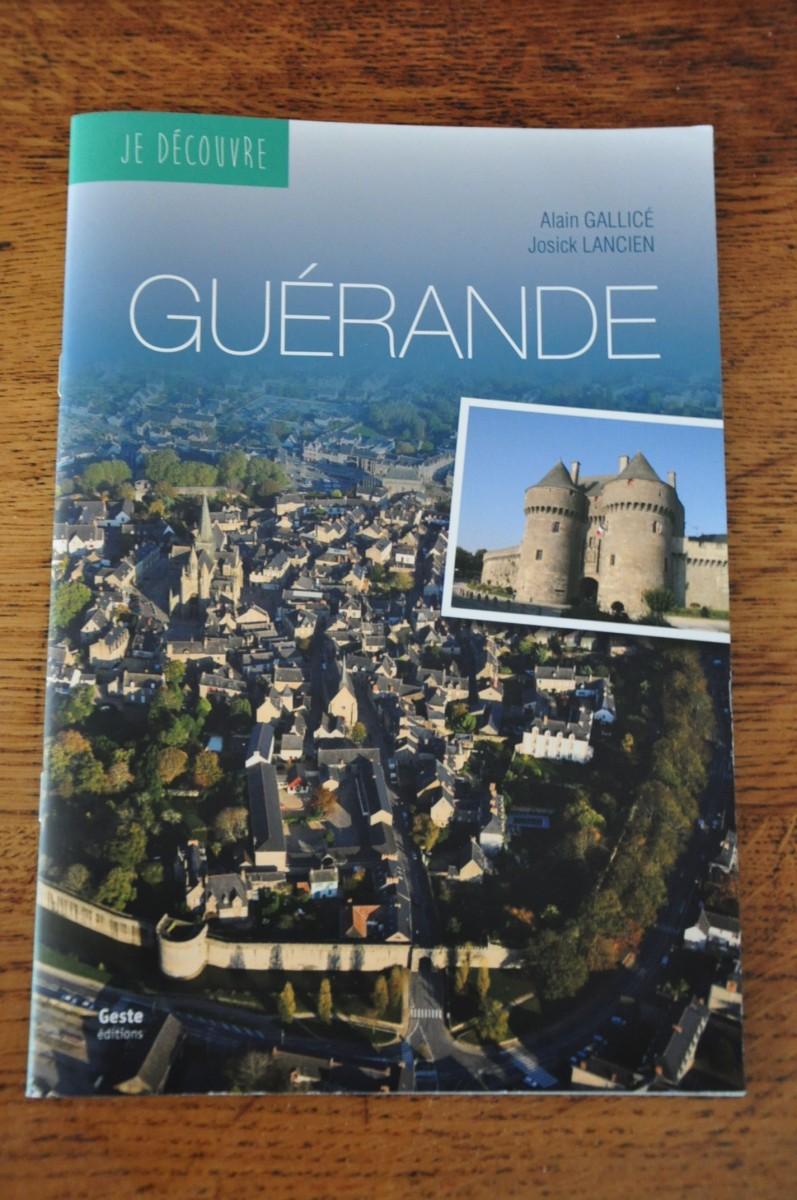 Livre Je découvre Guérande