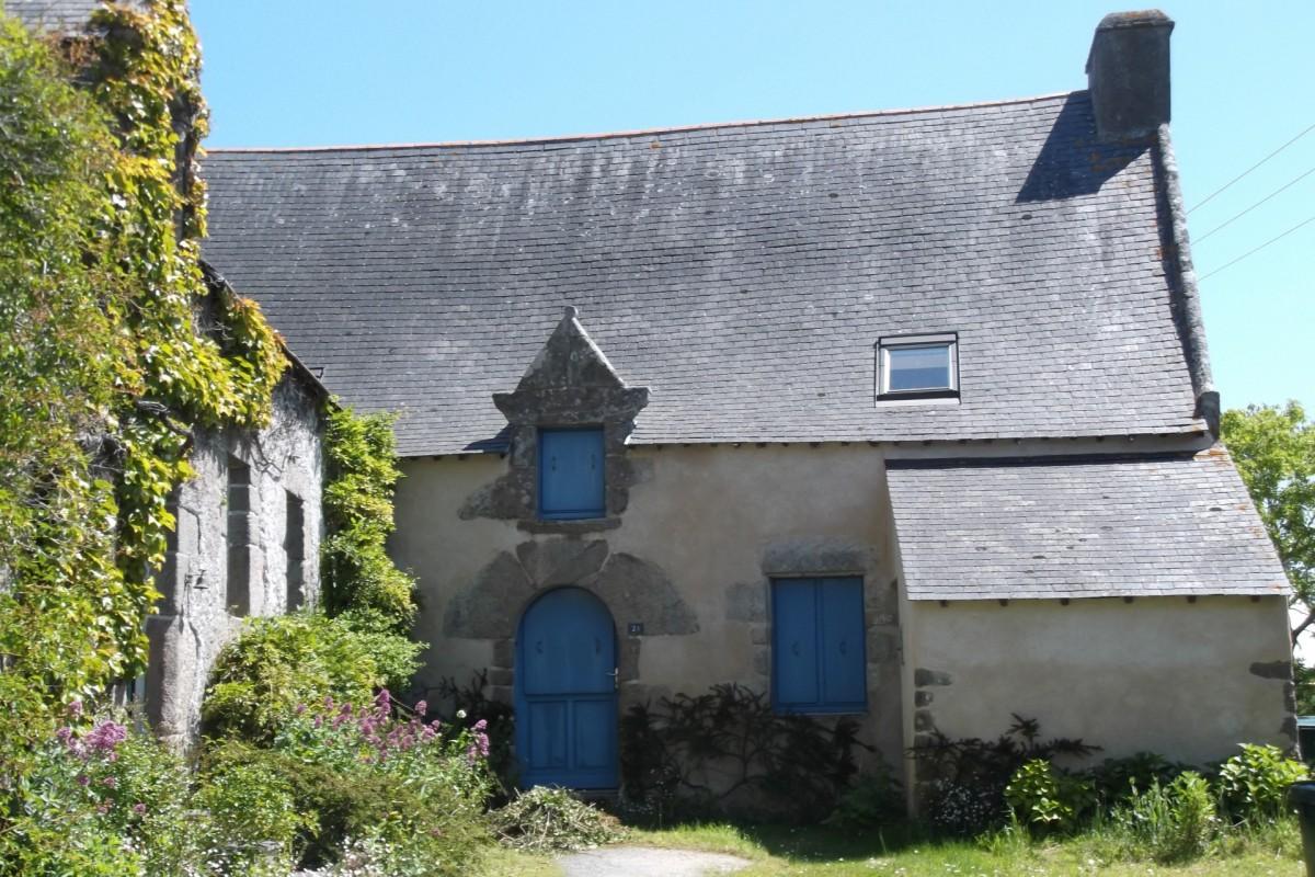 Maison paludière de village de Queniquen - Office de Tourisme de Guérande