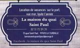 01 - Maison 5 personnes - La maison du Quai Saint Paul