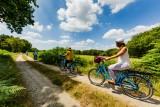A vélo en campagne