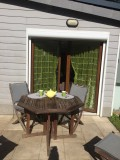 Appartement 4 personnes - Mme Le Henanff - La Turballe-terrasse