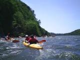 Blaise, loueur de canoes mais pas que à Arzal - kayak aventure