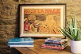 Boutique en ligne -Affiche ancienne - La Baule Casino - Office de tourisme La Baule Presqu'île de Guérande