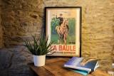 Boutique en ligne - Affiche ancienne - La Baule Concours Hippique (Jumping) - Office de tourisme La Baule Presqu'île de Guérande