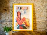 Boutique en ligne - Affiche ancienne - La Baule nattes - Office de tourisme La Baule Presqu'île de Guérande