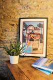 Boutique en ligne - Affiche Doz - La Baule Villa - Office de tourisme La Baule Presqu'île de guérande