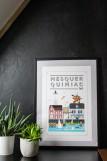 Boutique en ligne - Affiche Quatre Vingt Trois - Mesquer-Quimiac - Office de tourisme La Baule Presqu'île de Guérande