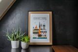 Boutique en ligne - Affiche Quatre Vingt Trois - Piriac sur  Mer - Office de tourisme La Baule Presqu'île de Guérande