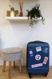 Boutique en ligne - Autocollant cabine La Baule - Office de Tourisme La Baule Presqu'île de Guérande