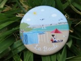 Boutique en ligne - Badge La Baule plage - Office de tourisme La Baule Presqu'île de Guérande