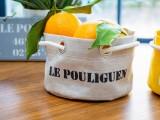 Boutique en ligne - corbeille Le Pouliguen lin - Office de Tourisme La Baule Presqu'île de Guérande