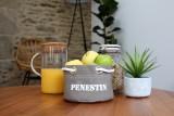 Boutique en ligne - corbeille Pénestin taupe - Office de Tourisme La Baule Presqu'île de Guérande