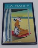 Boutique en ligne - Magnet Doz La Baule Plage - Office de tourisme La Baule Presqu'île de Guérande