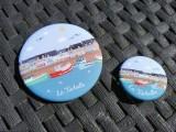 Boutique en ligne - Magnet et badge La Turballe - Office de tourisme La Baule Presqu'île de Guérande