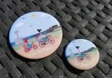 Boutique en ligne - Magnet et badge  Le Pouliguen - Office de tourisme La Baule Presqu'île de Guérande