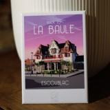 Boutique en ligne - Magnet La Loutre - Office de Tourisme La Baule Presqu'île de Guérande