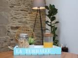 Boutique en ligne - Plateau Bleu turquoise La Turballe - Office de tourisme La Baule Presqu'île de Guérande