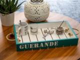Boutique en ligne - Plateau Guérande bleu canard - Office de Tourisme La Baule Presqu'île de Guérande